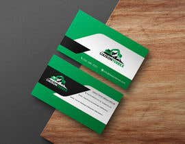#764 untuk Design business card oleh imttoodattoo22