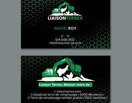 #756 untuk Design business card oleh sadekursumon