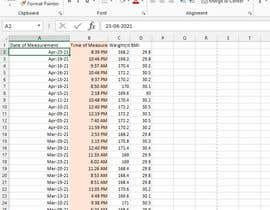 Nro 119 kilpailuun Excel Document Editing käyttäjältä VGEe7