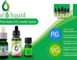 #16 cho Design a Banner for Crystal E Liquid - PG/VG Line bởi LampangITPlus