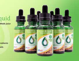 #29 for Design a Banner for Crystal E Liquid - PG/VG Line by Aryetta
