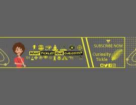 Nro 73 kilpailuun Design a YouTube channel banner and art käyttäjältä mdshakilm0003