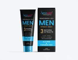 Nro 15 kilpailuun Design carton and tube label for male intimate wash and create mock up käyttäjältä rajat650270