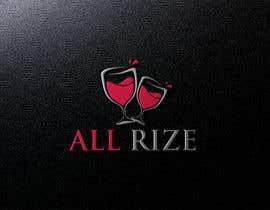 #84 for All Rize logo af nu5167256