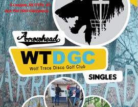 #15 para Event flyer - disc golf outing por nikgraphics91