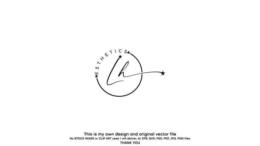 Kilpailutyö #                                        17                                      kilpailussa                                         Esthetics Branding Pack (logo/story highlight/business card)