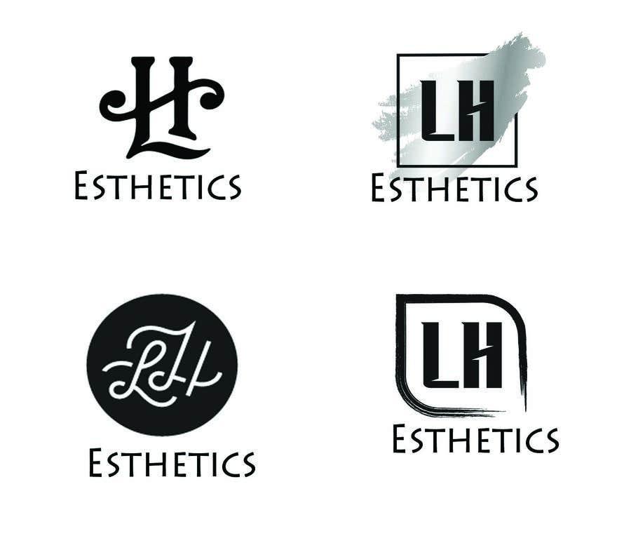 Kilpailutyö #                                        10                                      kilpailussa                                         Esthetics Branding Pack (logo/story highlight/business card)
