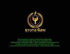 #42 for Utopia Game Home Page and Logo af immuzahid5