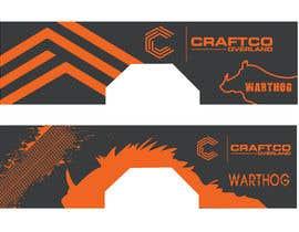 #16 untuk Create Graphics for Trailer Wrap oleh Pictorialtech