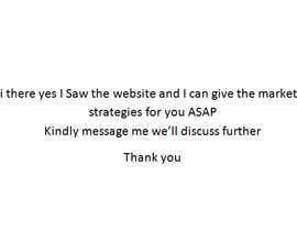 #1 cho Help solve our marketing problem bởi gowthamsarathy