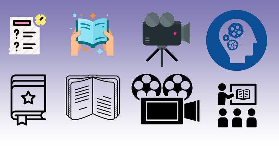 Penyertaan Peraduan #                                        17                                      untuk                                         6 icons for a website