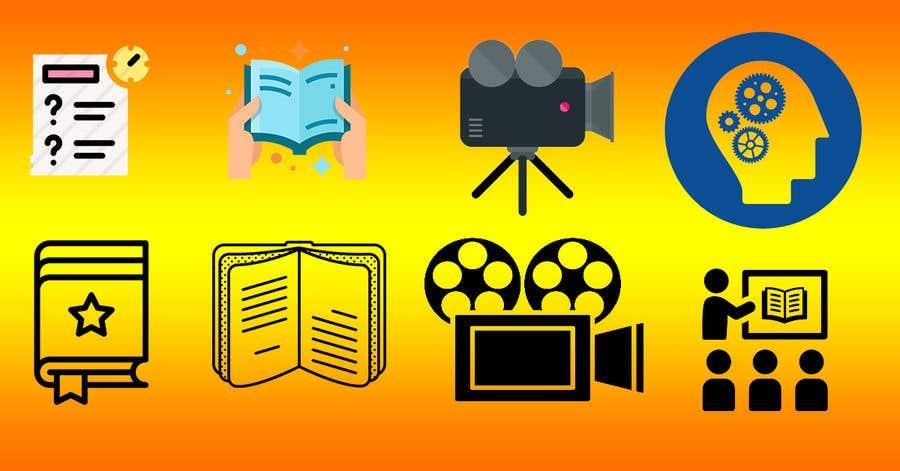 Penyertaan Peraduan #                                        20                                      untuk                                         6 icons for a website