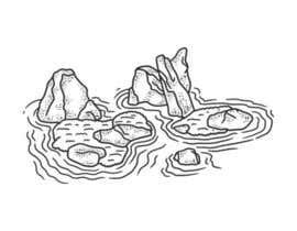 #4 untuk line art for background drawings on website oleh RayhanUddin07
