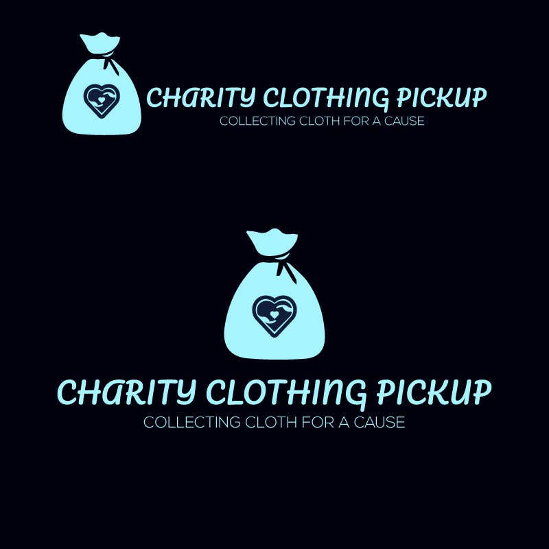 Contest Entry #                                        26                                      for                                         Charity Clothing Pickup Logo