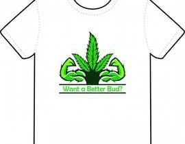 Nro 108 kilpailuun Cannabis Campaign logo design käyttäjältä roelpesimo