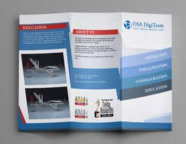 #25 cho Urgent-style a 3-fold brochure for services (themes of 3D, animation, apps) bởi Olekiy