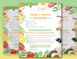 jasekakhanom372 tarafından Flyer for a cooking program için no 15