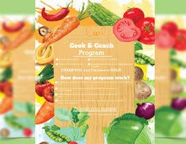 jasekakhanom372 tarafından Flyer for a cooking program için no 55