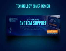 Nro 14 kilpailuun Banner design for technical platform käyttäjältä Taposs