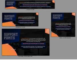 Nro 13 kilpailuun Banner design for technical platform käyttäjältä abhishekk73