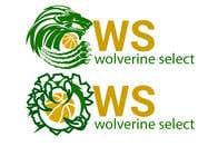 Graphic Design Konkurrenceindlæg #11 for Logo for Basketball team (Wolverine Select)
