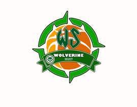#42 for Logo for Basketball team (Wolverine Select) af Mansdiaz28