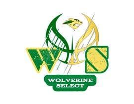 #32 for Logo for Basketball team (Wolverine Select) af Chbfsha5