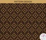 Graphic Design Contest Entry #72 for Design a repetitive pattern for our brand
