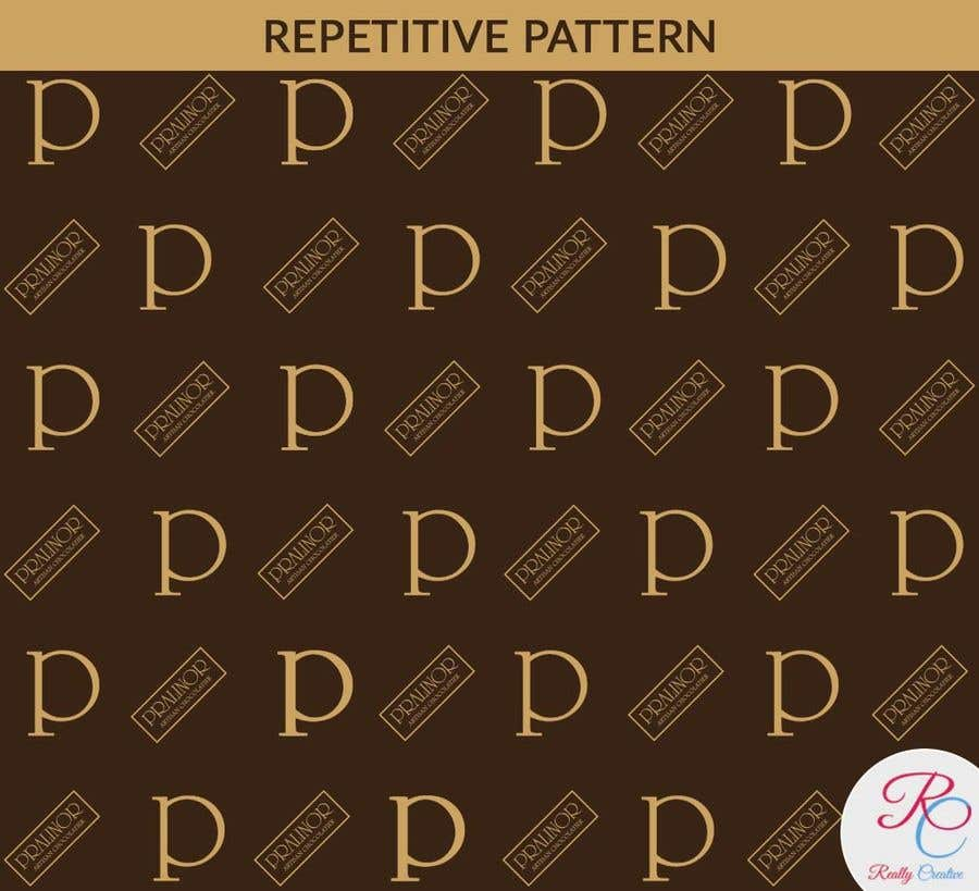 Contest Entry #                                        135                                      for                                         Design a repetitive pattern for our brand