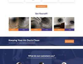 #20 untuk Website Design (lead gen) oleh contrivance14
