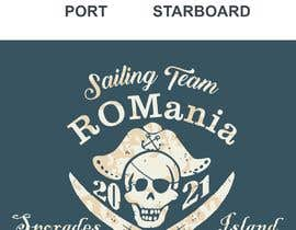 #31 for 3 logos in corel for a piarte and sailing inspired t-shirt by Sico66