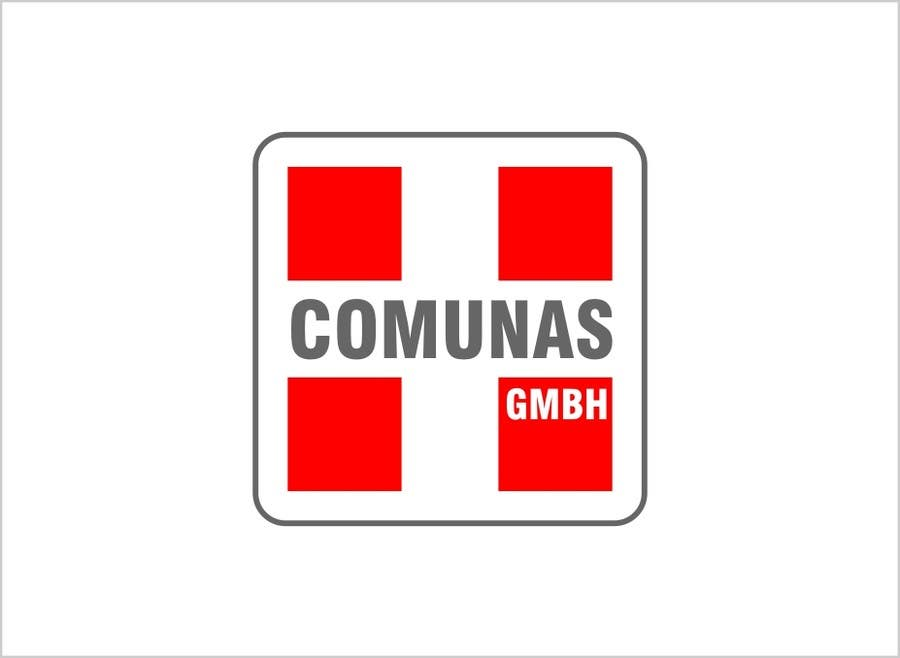#37 for Design of a logo for Comunas GmbH by designisafeeling