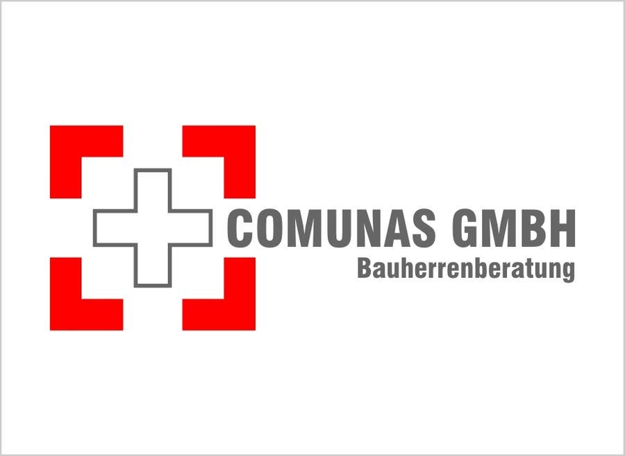 #51 for Design of a logo for Comunas GmbH by designisafeeling