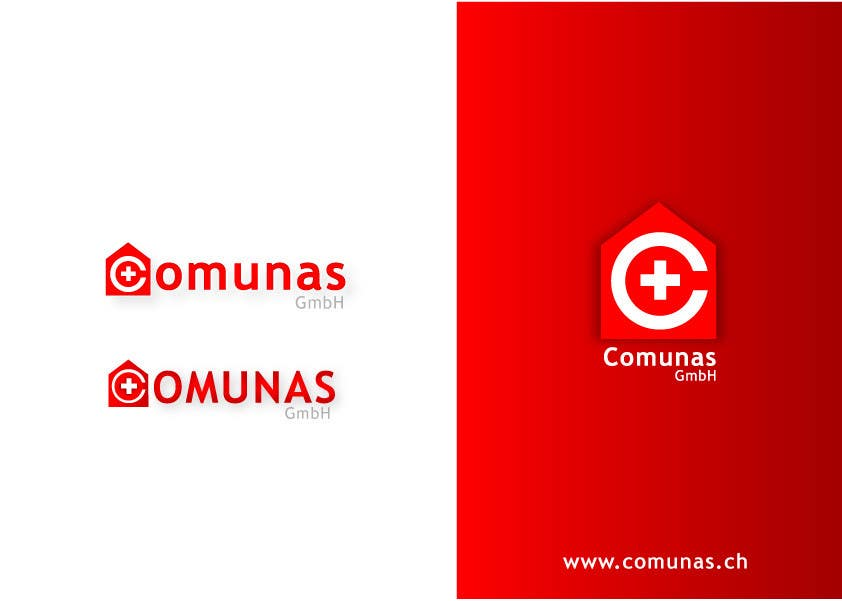 #49 for Design of a logo for Comunas GmbH by finedesign83