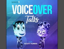 #21 para Design Cover Art for new Voiceover Themed Podcast por kamrul62