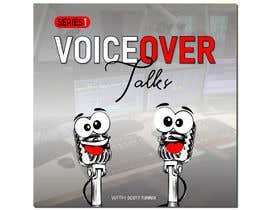 #35 para Design Cover Art for new Voiceover Themed Podcast por sheikhsamim32