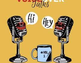 #39 para Design Cover Art for new Voiceover Themed Podcast por SolLopez4
