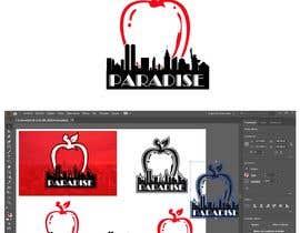 "estefano1983 tarafından Please RE-DRAW the example ""Big Apple"" image using Adobe Illustrator. için no 95"