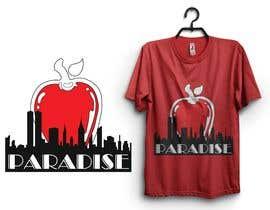 "mahabubsanto tarafından Please RE-DRAW the example ""Big Apple"" image using Adobe Illustrator. için no 103"