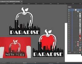 "mahabubsanto tarafından Please RE-DRAW the example ""Big Apple"" image using Adobe Illustrator. için no 105"