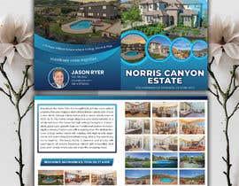 #105 para I need a real estate flyer por NRS20