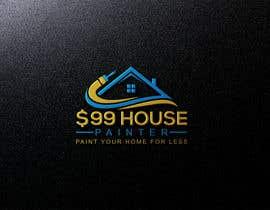 #163 cho $99 House Painter Logo bởi mozibulhoque666