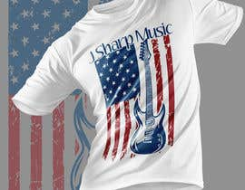 #166 for Design Company T-Shirt for a Local Music Store! by bashirahmed90