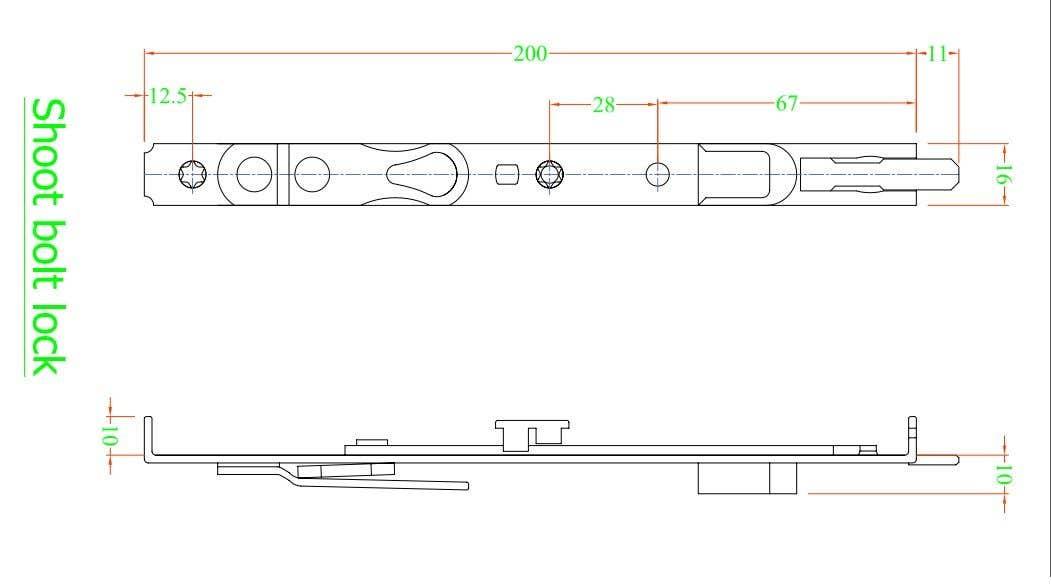 Bài tham dự cuộc thi #                                        3                                      cho                                         Technical Drawings for Plumbing/Bathroom Spec Sheets