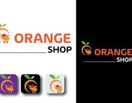 Naima181 tarafından Orange shop logo design için no 94