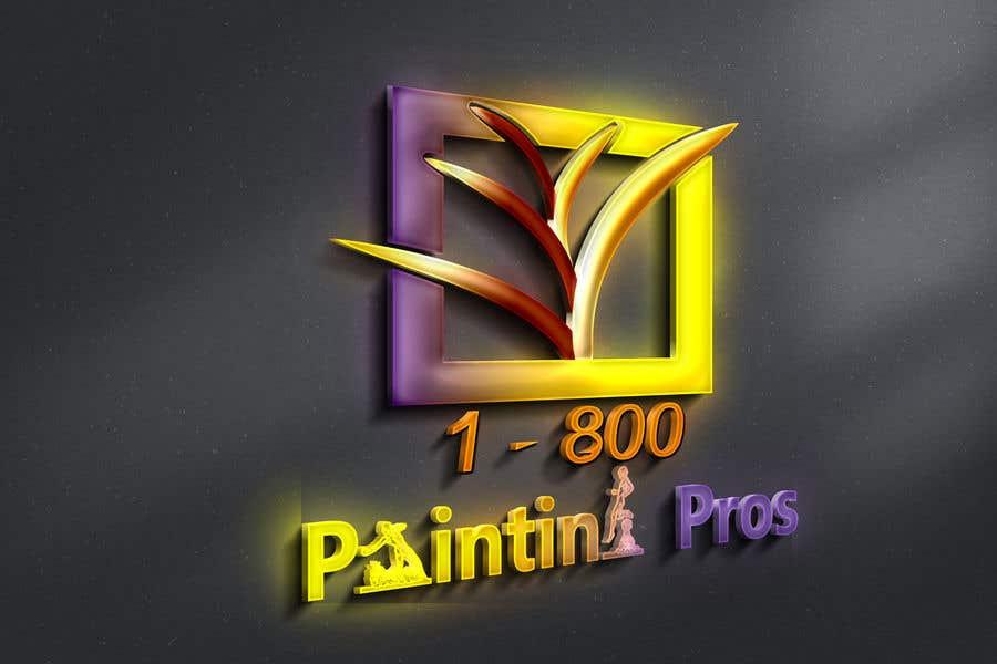Penyertaan Peraduan #                                        48                                      untuk                                         1 800 Painting Pros // 1800PaintingPros.com