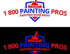 #37 untuk 1 800 Painting Pros // 1800PaintingPros.com oleh mcdionalds