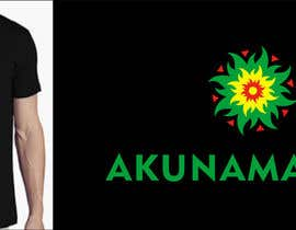 #88 for Design a Rasta/Hippy style Logo for Akunamatata by Thinkcreativity