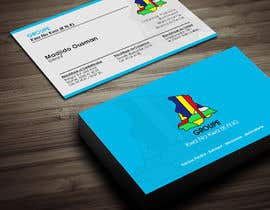 #23 cho Business Cards Design bởi heriokiel