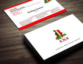 #34 cho Business Cards Design bởi heriokiel